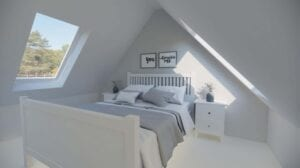 loft bedroom surrey